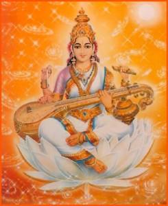 Devi Sarasvati